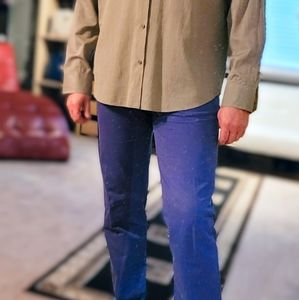 Men's Banana Republic 100% cotton dress shirt